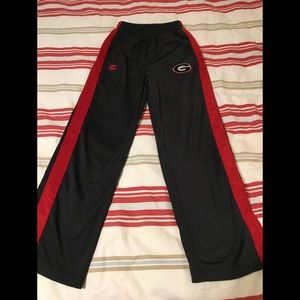 Other - UGA Track Suit Pant Boys Size Small